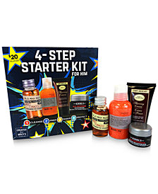 Created For Macy's Men's 4-Step Skincare Routine Set