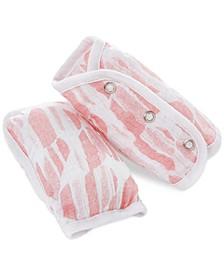 Baby Girls 2-Pk. Briar Rose Printed Strap Covers