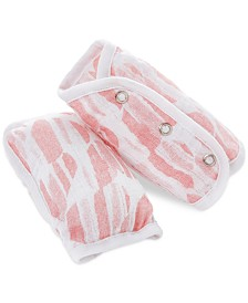 aden by aden + anais Baby Girls 2-Pk. Briar Rose Printed Strap Covers