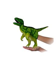 """Hansa 20"""" Tyrannosaurus Rex Puppet Plush Toy"""