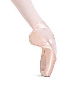 "Cambre Broad Toe 3"" Shank Pointe Shoe"