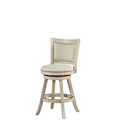 Melrose Collection Swivel Counter Stool