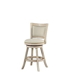Boraam Melrose Collection Swivel Counter Stool