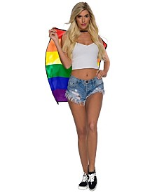 Adult Certified Pride Cape Short