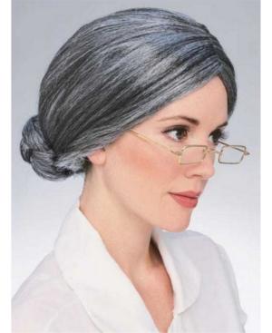 Adult Women's Bun Wig