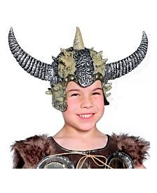 BuySeasons Kid's Viking Helmet