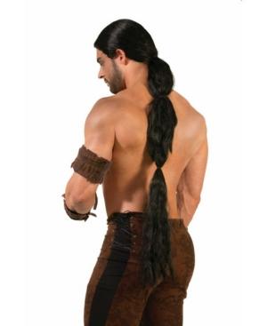 Adult Medieval Fantasy Warrior Long Wig