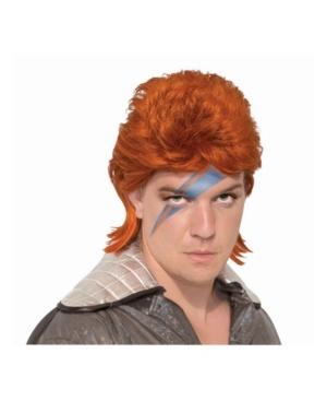 Adult Rock Star Wig