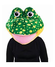 BuySeasons Adult Frog Mascot Mask