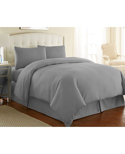 Southshore Fine Linens Ultra - Soft and Modern 3 Piece Duvet Cover