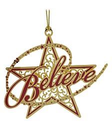 ChemArt Macys Believe Star