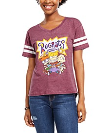 Juniors' Rugrats Graphic T-Shirt