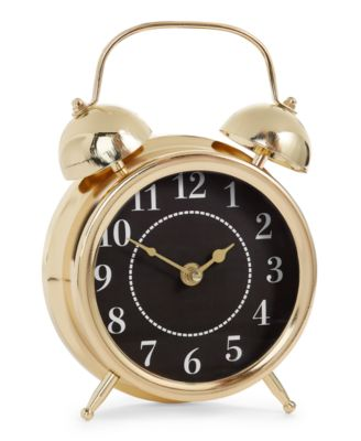 CLOSEOUT! Holiday Desk Clock