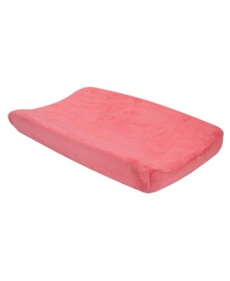 Plush Changing Pad Cover