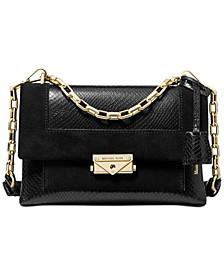 Cece Leather Chain Shoulder Bag