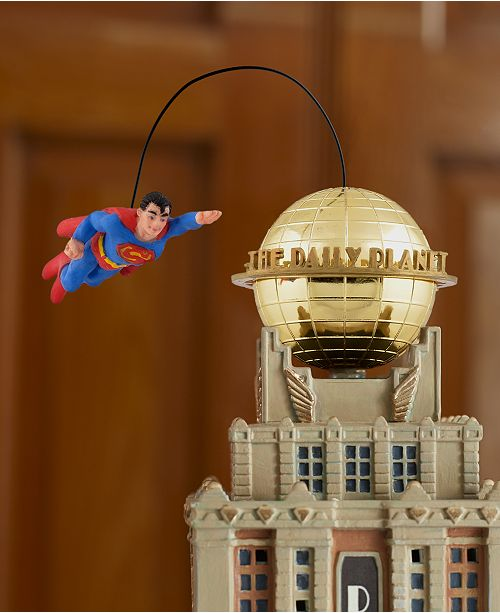 Department 56 The Daily Planet