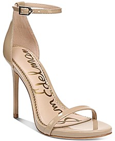 Ariella Ankle-Strap Dress Sandals