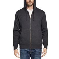 Deals on Weatherproof Vintage Mens Fleece Lined Hoodie