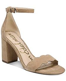 Odila Ankle-Strap Dress Sandals