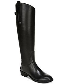 Penny Riding Leather Boots