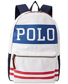 Polo Ralph Lauren Men's Polo Canvas Backpack