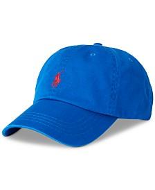 Polo Ralph Lauren Men's Cotton Chino Sport Hat