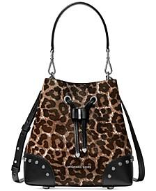 Mercer Gallery Convertible Bucket Shoulder Bag