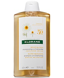Shampoo With Chamomile, 13.5-oz.