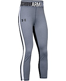 Under Armour Big Girls Infinity Cropped Ankle Pants
