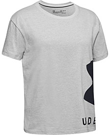 Big Girls Sportstyle Logo-Print T-Shirt