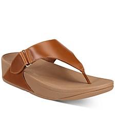 Sarna Toe-Thong Sandals
