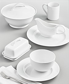 Whiteware Dinnerware Collection