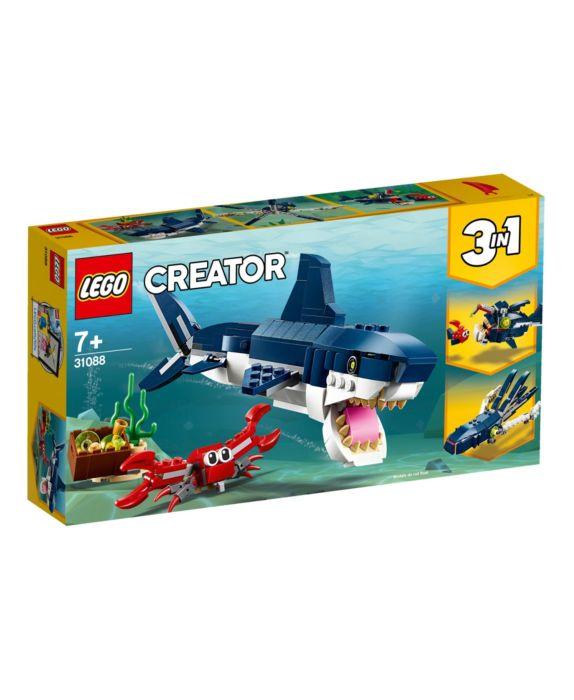 LEGO® Deep Sea Creatures 31088, Multi