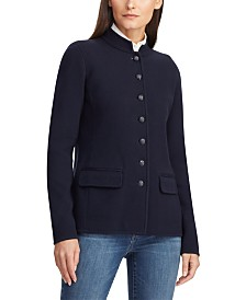 Lauren Ralph Lauren Petite Officer's Jacket