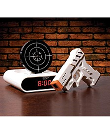 Game Alarm Clock Shooting Target
