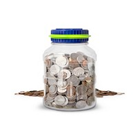 Deals on Discovery Kids Coin Counting Jar