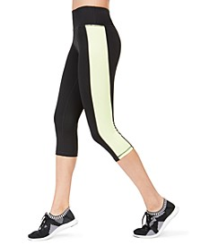 Colorblocked Cropped Leggings, Created for Macy's