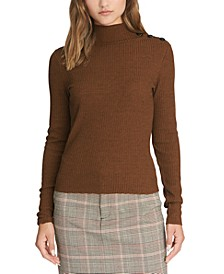 Mandy Mock-Neck Sweater