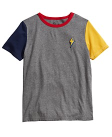 Epic Threads Big Boys Hawaii Colorblocked T-Shirt, Created For Macy's