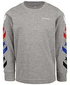 Big Boys Chevron Logo T-Shirt