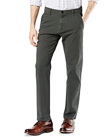 Men's Big & Tall Tapered-Fit Smart 360 Flex Ultimate Chino Pants