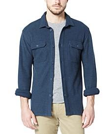 Men's Alpha Reverse Terry Shirt