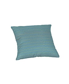 "Outdoor Square Throw Pillow, 18"" x 18"""