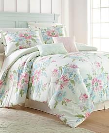Hawthorne Park Bold Floral 5 Piece Comforter Set Collection