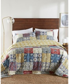 Bowery Bodega Andrea 3 Piece Quilt Set - King
