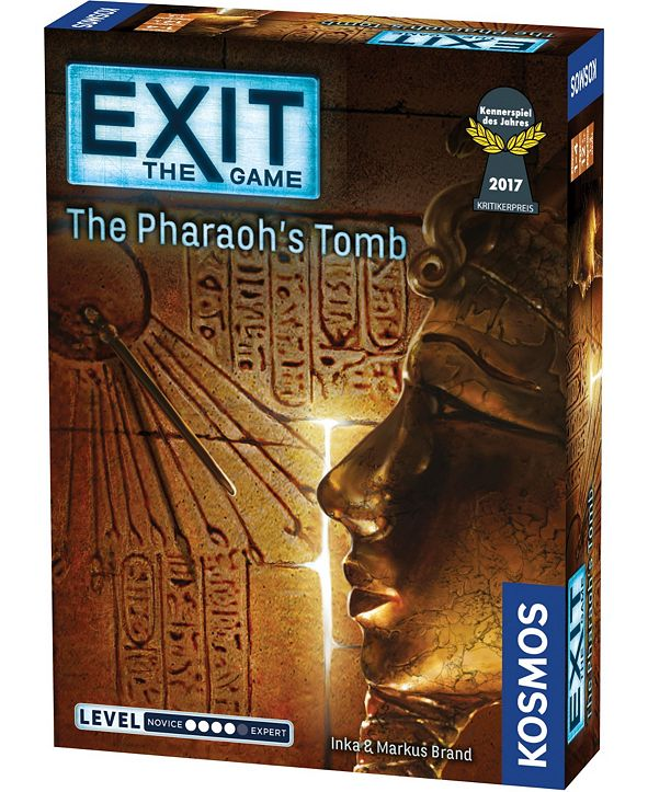 Thames & Kosmos Exit - The Pharaoh's Tomb