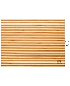 Chicago Cutlery Bamboo Two Tone Cutting Board