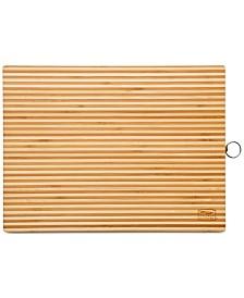 Chicago Cutlery Bamboo Two Tone Cutting Board