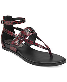 G by Guess Cartur Flat Sandals