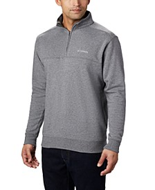 Men's Hart Mountain II Half-Zip Fleece Sweatshirt